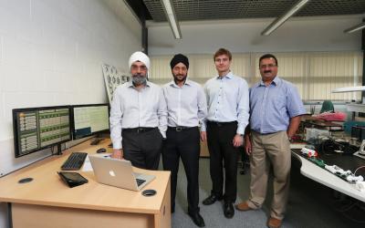 Mesh-Net's web app monitors up to 100,000 solar energy installations