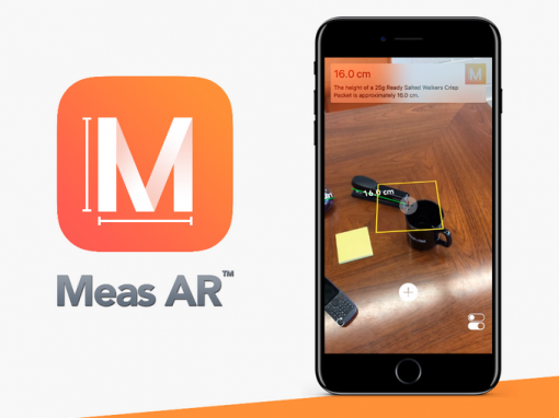 Meas AR App